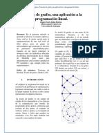 Teorema de Grafos