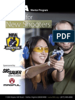 Nra Guide for New Shooters