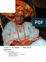 Yoruba Studys Ch10
