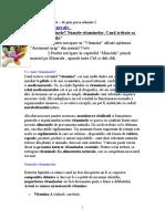 Pagini Despre Sanatate - I Vitamine Si Minerale