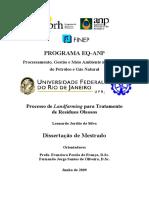 Prh13 Processo de Landfarming Tratamento Residuos Oleosos