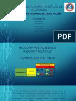 Juego Del Halcon Y Paloma
