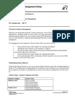 HRMS Absence Management Setup