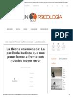 La flecha envenenada_ La parábola budista.pdf