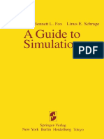 Guide to Simulation