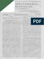 Revista Católica - Sobre La Conquista de Arauco