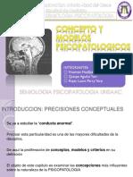 MODELOS PSICOPATOLOGICOS