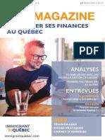 Webmagazine Gerer Finances Quebec
