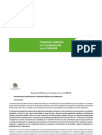 Planeación Didáctica Por Competencias Del COBAEM Metodologia de La Investigacion Bloque I