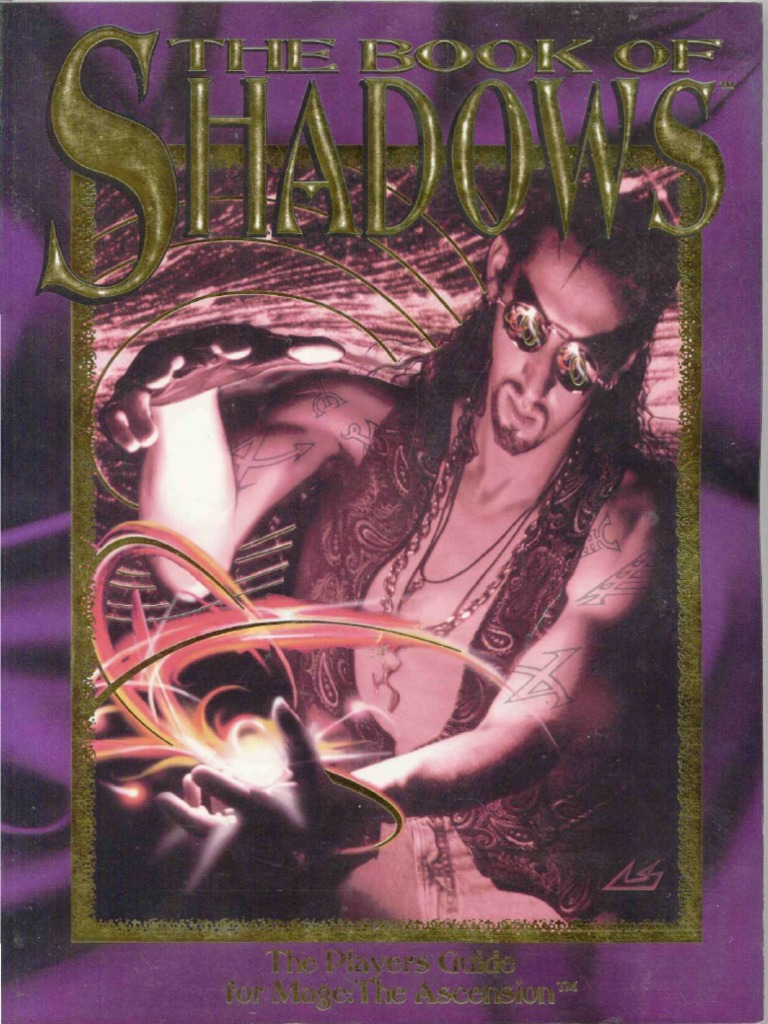 The Book Of Shadows - Mage Player's Guide (1993) pdf