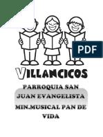 Carpeta Villancicos