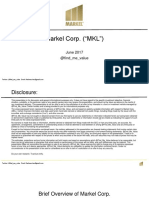 Markel Corp (MKL) Analysis by Find_Me_Value