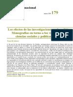 Revista Social de Ciencias Sociales - 2004