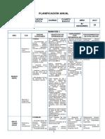 Artes Visuales Planificacion Anual - 4 Basico (1)