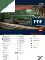 Catalogue Electrotren 2015