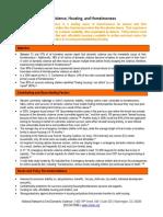 nnedv dvhousing  factsheet