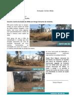 2017-06-18 - Centro de Saúde de Olhão Em Perigo Iminente Incêndio Quelfes Proteção Civil