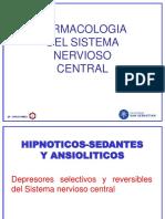 Farmacologia Clase 9 Hipnoticos y Ansioliticos uss
