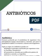 Farmacologia Clase 26 Antibioticos 1 uss
