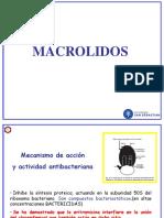 Farmacologia Clase 27 AB 2 Macrolidos uss