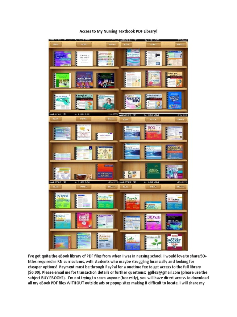 Nursing Textbook PDF Library 1pdf