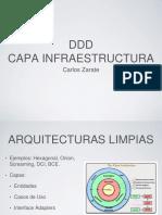 DDD Infraestructure