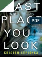 Last Place You Look, The - Kristen Lepionka