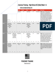 MileSplit Official 5K XC Training Weeks 1-4