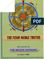 The Four Noble Truths by U Than daing
