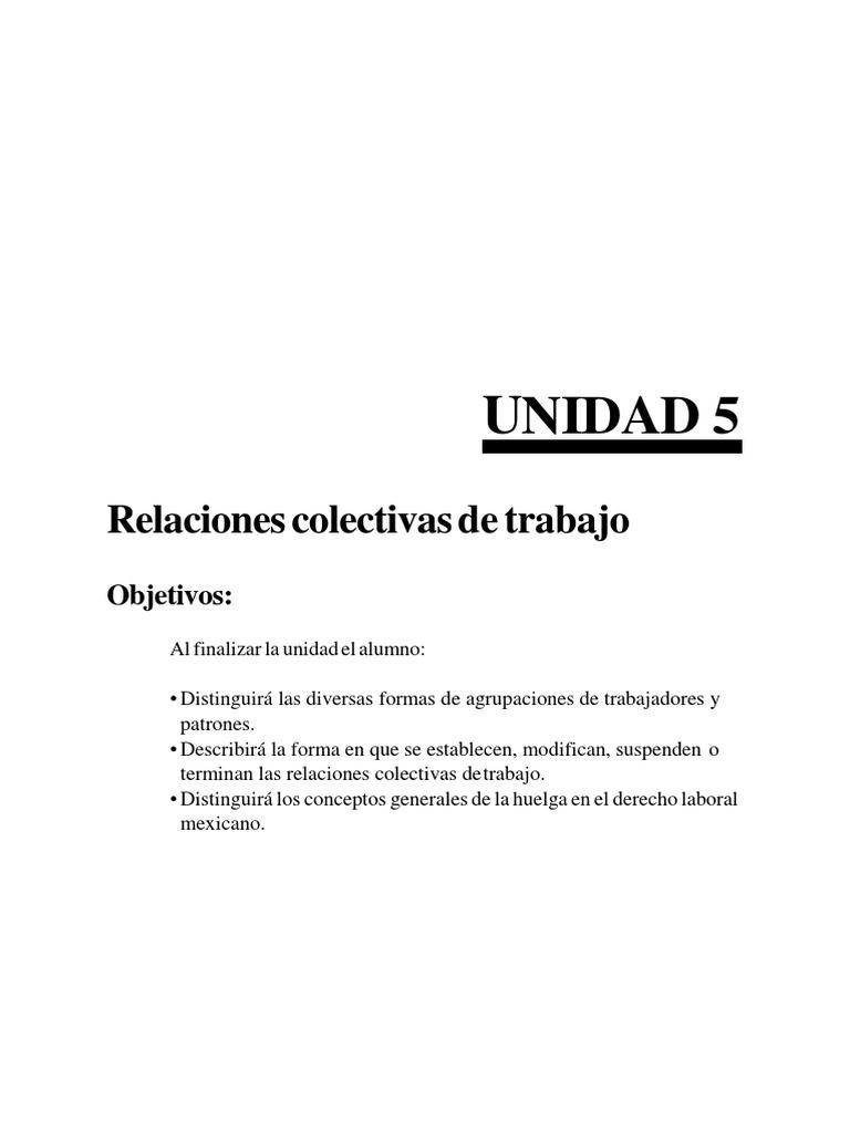 DchoLaboral_Unidad5
