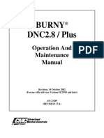 Burny 2.8 Manual