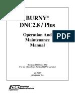 Burny 2.8 Manual