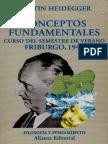 HEIDEGGER, Martin - Conceptos Fundamentales.pdf