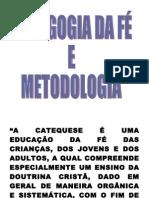 FORMAÇÃO DOS CATEQUISTAS