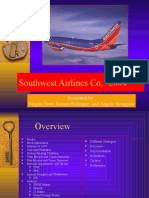 Southwest Airlines[1]