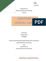 Bisnis Plan Klinik Gigi Dentiara