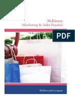 Marketing & Sales Practice