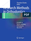 Spiros Zinelis, William A. Brantley auth., Theodore Eliades eds. Research Methods in Orthodontics A Guide to Understanding Orthodontic Research.pdf