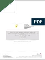 Uso Del Quitosano Obtenido de Litopenaeus Schmitti (Decapoda, Penaeidae) en El Tratamiento de Agua p
