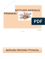 PPT PMA Test de Aptitudes Mentales Primarias