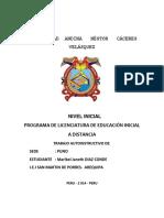 Universidad Andina Practicas de Ayudantia