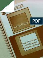 Matematicas Contenidos y Mas
