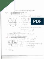 Exam1 E0001 Solutions