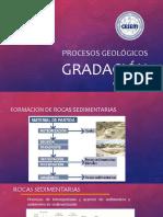 PROCESOS GEOLÓGICOS GRADACION