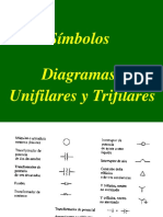 Diagramas Unifilares y Trifilares