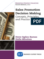 (Marketing Strategy Collection) Minahan, Stella._ Ogden-Barnes, Steve-Sales Promotion Decision Making _ Concepts, Principles, And Practice-Business Expert Press (2015)