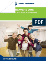 PHM MediSavers 2015 Brochure