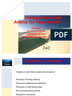 Latin America Tax Treaty Update 2002