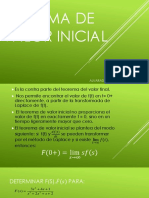 Teorema Valor Inicial Alvarado Mendez Pedro Eusebio