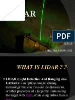Lidar Tech